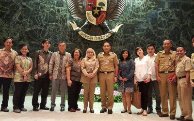 Penandatanganan Perjanjian Kerja Sama Dengan Pemerintah Provinsi DKI Jakarta